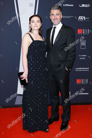 Florence Pugh and William Oldroyd