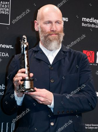 Editorial picture of 30th European Film Awards in Berlin, Germany - 09 Dec 2017