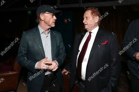 Ron Howard and Mike Medavoy