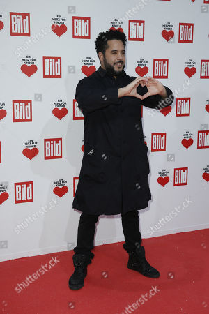 Stock Image of Adel Tawil