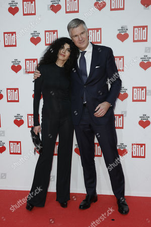 Stock Picture of Janine White, Andreas Rueter
