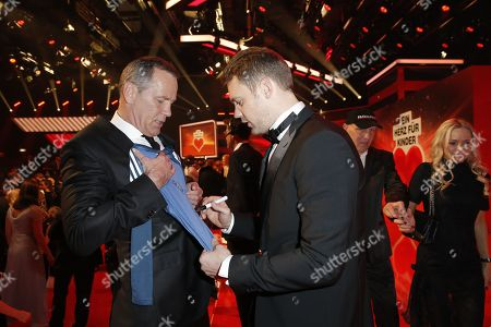 Henry Maske, Manuel Neuer