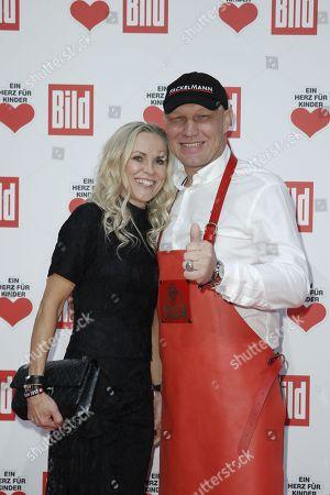 Axel Schulz and Frau Patricia Schulz