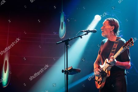 Editorial picture of Chris Rea in concert at the Symphony Hall, Birmingham, UK - 29 Nov 2017