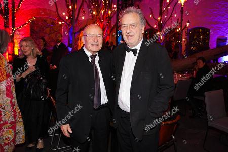 Volker Schloendorff and Stephen Frears