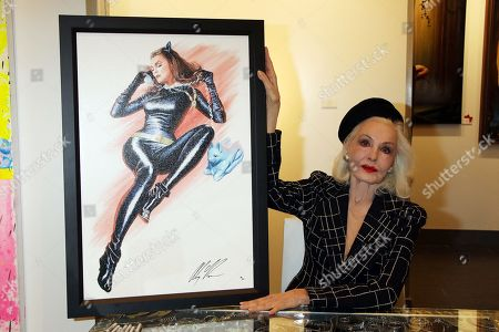 Stock Picture of Julie Newmar