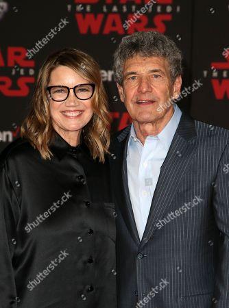 Editorial photo of 'Star Wars: The Last Jedi' film premiere, Los Angeles, USA - 09 Dec 2017
