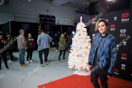 Editorial picture of 2017 iHeartRadio Jingle Ball - - Arrivals, Toronto, Canada - 09 Dec 2017