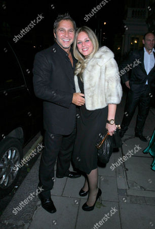 Editorial image of Party to celebrate the Wedding of Samantha Janus at Claridges Hotel, London, Britain - 17 May 2009