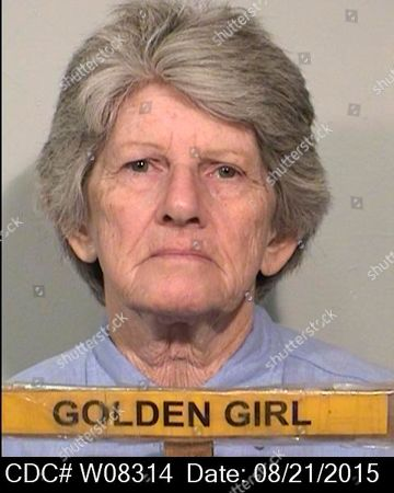 Provided by the California Department of Corrections and Rehabilitation shows Patricia Krenwinkel. Krenwinkel, a follower of cult killer Charles Manson, is again seeking parole 47 years after she helped kill actress Sharon Tate and six others in 1969