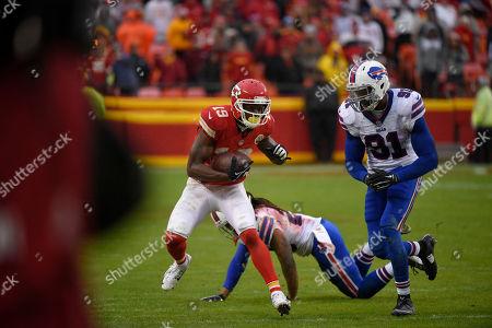 Editorial image of Bills Chiefs Football, Kansas City, USA - 29 Nov 2015