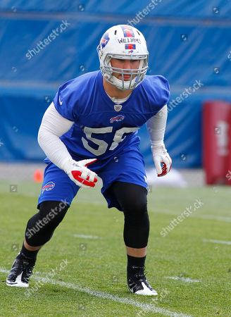 Editorial image of Bills Football, Orchard Park, USA - 17 Jun 2014