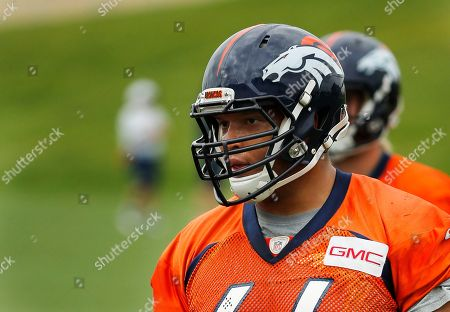 Editorial photo of Broncos OTA Football, Englewood, USA - 15 Jun 2015