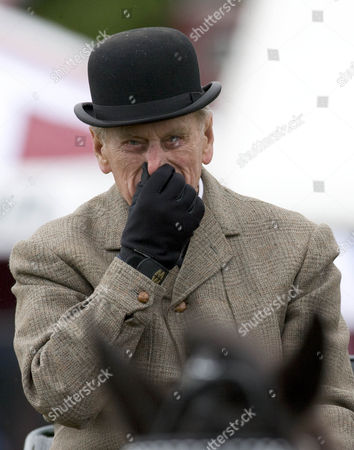 Prince Philip candid