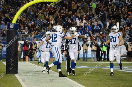 Editorial photo of Colts Titans Football, Nashville, USA - 14 Nov 2013