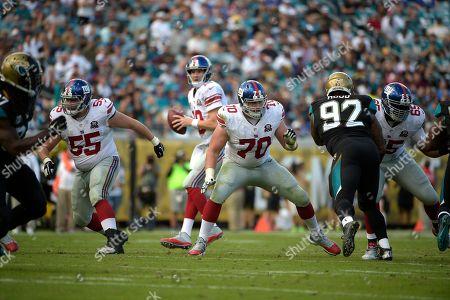 Editorial picture of Giants Jaguars Football, Jacksonville, USA - 30 Nov 2014