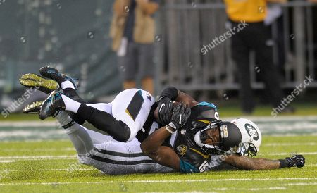 Editorial image of Jaguars Jets Football, East Rutherford, USA - 11 Aug 2016