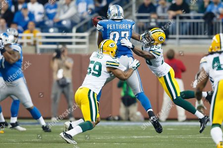 Editorial image of Packers Lions Football, Detroit, USA - 18 Nov 2012
