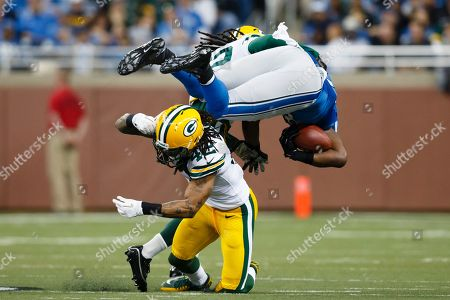 Editorial photo of Packers Lions Football, Detroit, USA - 18 Nov 2012