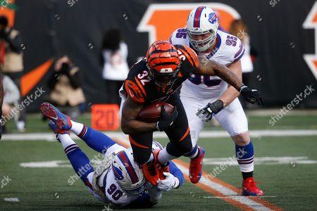 Editorial picture of Bills Bengals Football, Cincinnati, USA - 20 Nov 2016