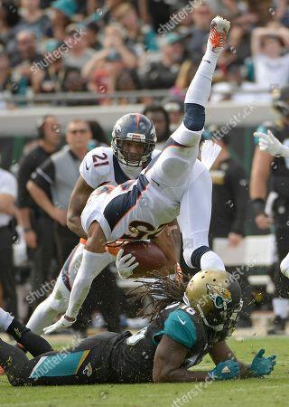 Editorial image of Broncos Jaguars Football, Jacksonville, USA - 4 Dec 2016