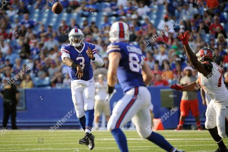Editorial photo of Buccaneers Bills Football, Orchard Park, USA - 23 Aug 2014