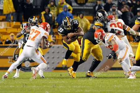 Editorial image of Chiefs Steelers Football, Pittsburgh, USA - 12 Nov 2012