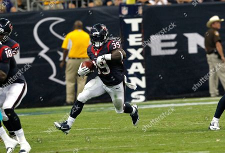 Editorial photo of Dolphins Texans Football, Houston, USA - 17 Aug 2013