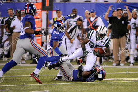 Editorial picture of Jets Giants Football, East Rutherford, USA - 29 Aug 2011
