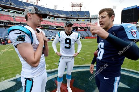 Editorial picture of Panthers Titans Football, Nashville, USA - 15 Nov 2015
