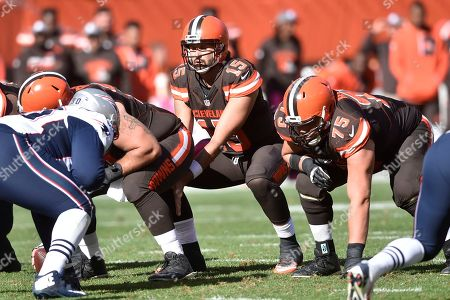 Editorial photo of Patriots Browns Football, Cleveland, USA - 9 Oct 2016