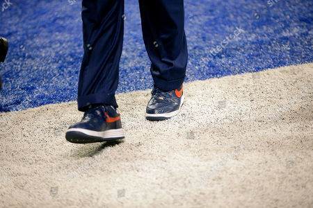 Robert Craft. New England Patriots owner Robert Kraft wears Nike shoes on the sidelines before an NFL football game between the Indianapolis Colts and the New England Patriots in Indianapolis