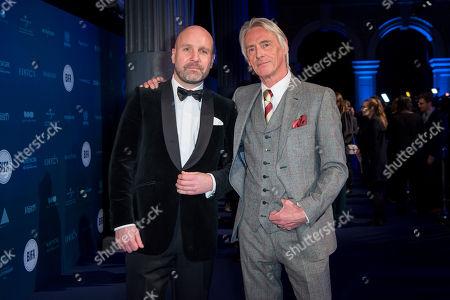 Johnny Harris and Paul Weller
