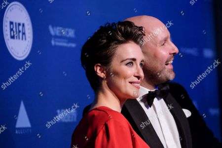 Vicky McClure and Johnny Harris