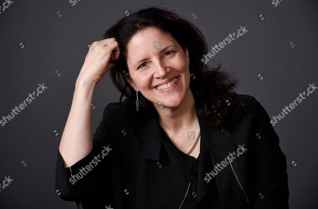 """Documentary filmmaker Laura Poitras, director of """"Risk,"""" poses for a portrait, in Los Angeles"""