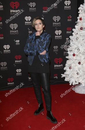 Editorial photo of iHeartRadio Jingle Ball, Arrivals, Toronto, Canada - 09 Dec 2017