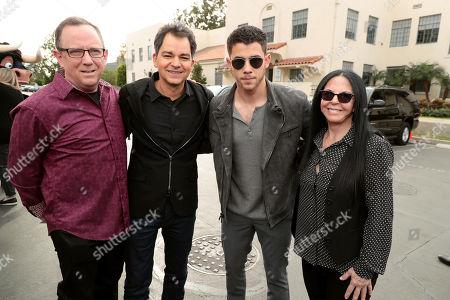 Bruce Anderson, Producer, Carlos Saldanha, Director, Nick Jonas, Lori Forte, Producer