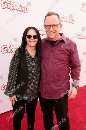 Lori Forte, Producer, Bruce Anderson, Producer,