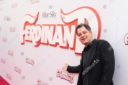 Carlos Saldanha, Director,