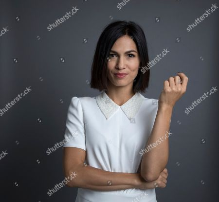 Stock Picture of Elodie Yung poses for a portrait, in New York