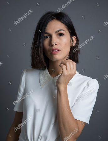 Editorial photo of Elodie Yung Portrait Session, New York, USA - 01 Aug 2017