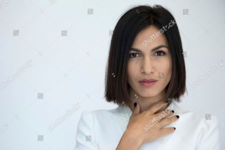 Editorial image of Elodie Yung Portrait Session, New York, USA - 01 Aug 2017