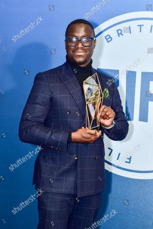 Femi Oguns MBE wins Special Jury Prize