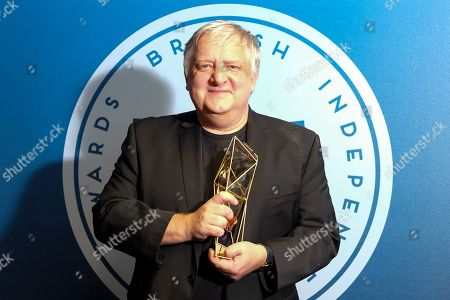 Simon Russell Beale wins best Supporting Actor award ?The Death of Stalin'