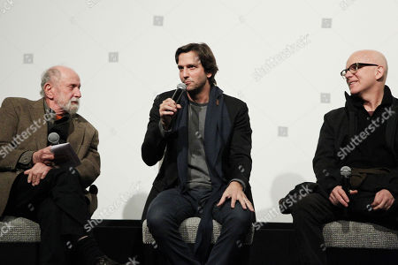 Michael Hausman (Moderator), Vladimir Brichta, Bruno Barreto (Host)