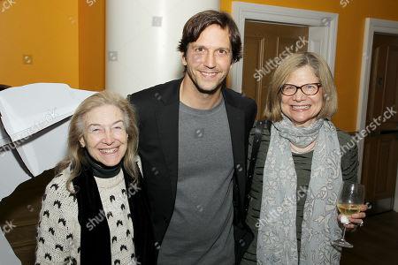 Joan Silberman, Vladimir Brichta, Arlene G. Dubin