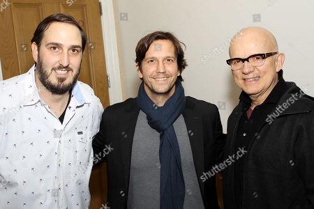 Ariel Elia (Producer), Vladimir Brichta, Bruno Barreto (Host)