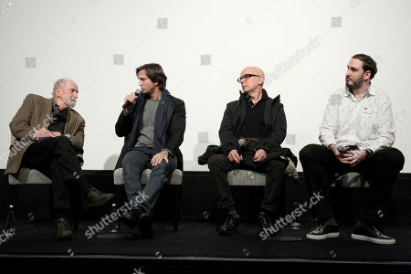 Michael Hausman (Moderator), Vladimir Brichta, Bruno Barreto (Host), Ariel Elia (Producer)