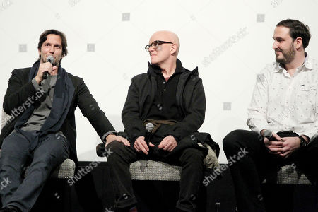 Vladimir Brichta, Bruno Barreto (Host), Ariel Elia (Producer)
