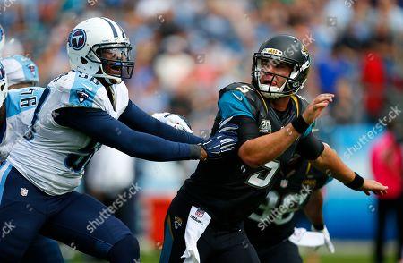 Editorial picture of Jaguars Titans Football, Nashville, USA - 12 Oct 2014